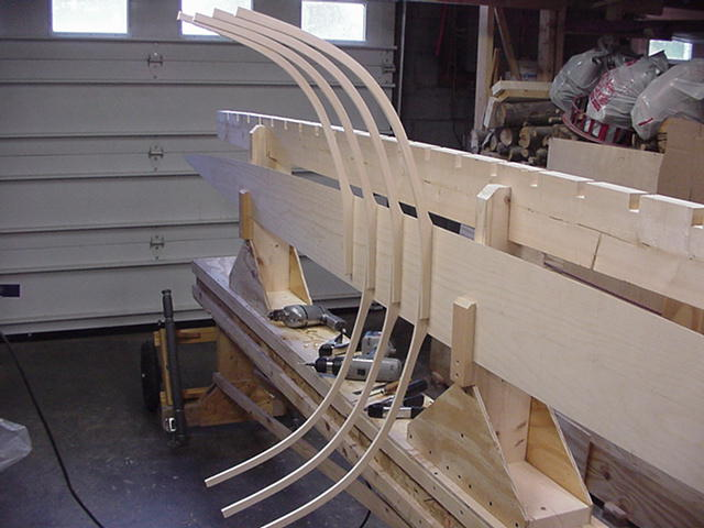 Building an Adirondack Guideboat - WoodCentral